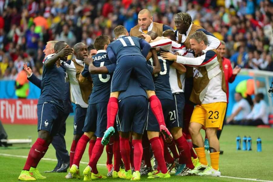 Ah, ils étaient heureux nos Français !