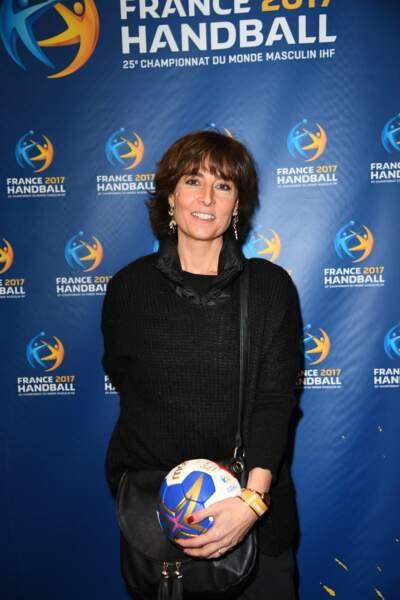 Nathalie Iannetta, ancienne conseillère de François Hollande, était aussi là