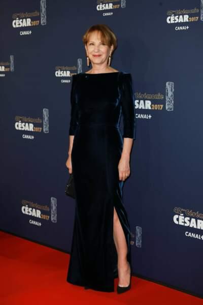 Nathalie Baye, glamour toujours