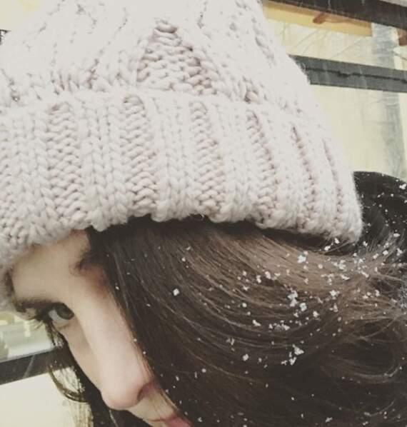 Et hop, un petit bonnet d'hiver