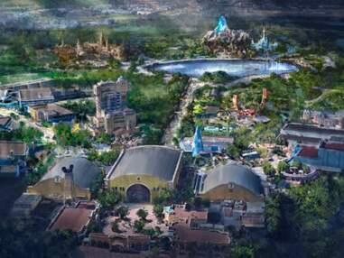 Disneyland Paris dévoile les futurs zones du parc Walt Disney Studios