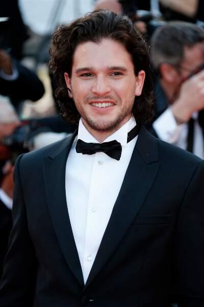Kit Harington, l'un des invités les plus attendus du Festival de Cannes
