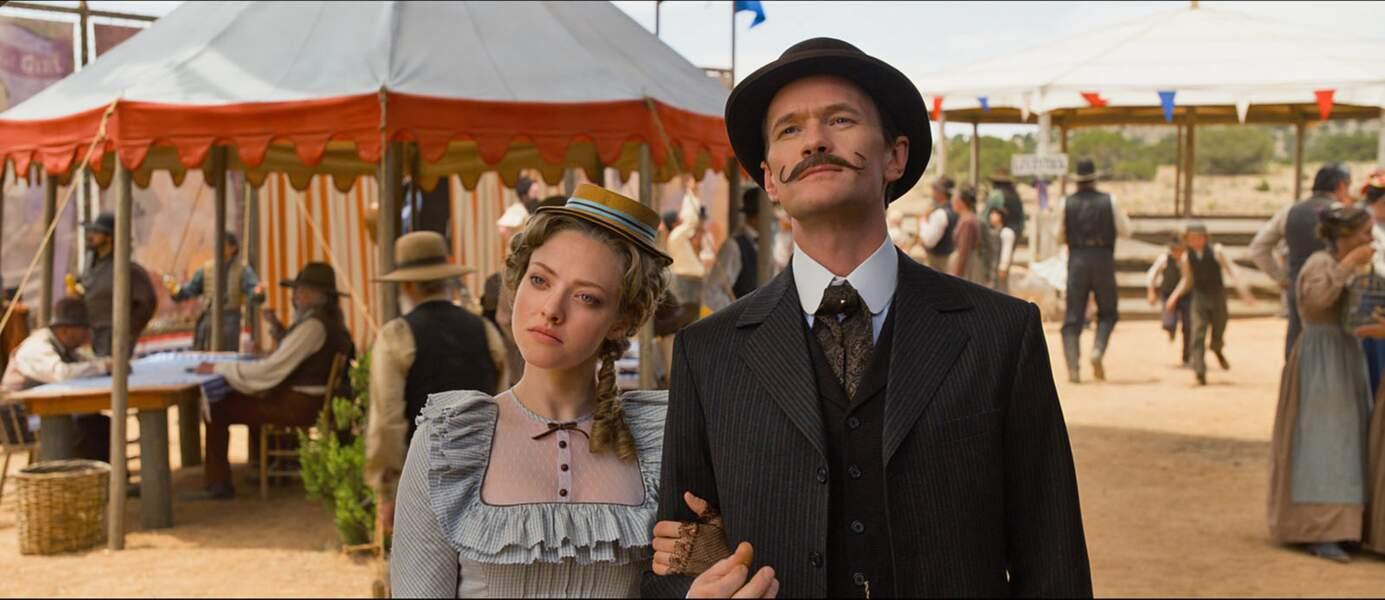 Il a joué au cinéma dans Albert à l'ouest. Il a été la star des Désastreuses Aventures des orphelins Baudelaire.
