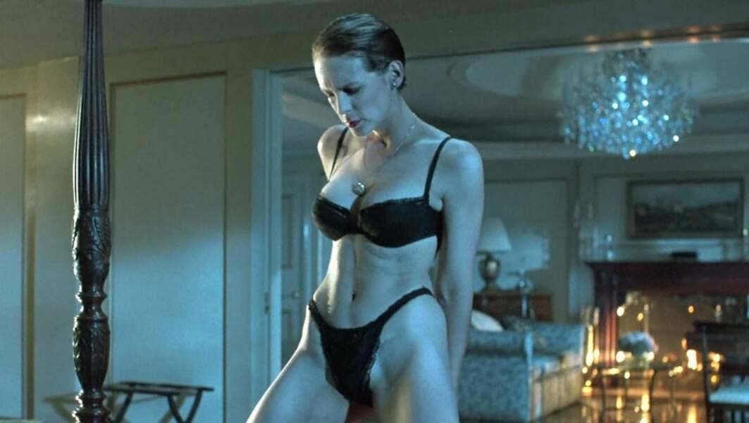 Le plus maladroit : Jamie Lee Curtis, irrésistible apprentie espionne dans True Lies de James Cameron.
