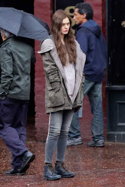 Bella Heathcote, celle qui va hanter Jamie Dornan dans la suite de 50 nuances de Grey, était aussi de la partie