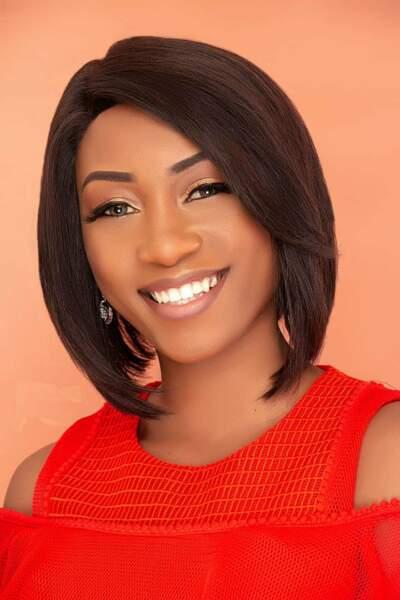 Miss Cameroun : Aimee Caroline Nseke
