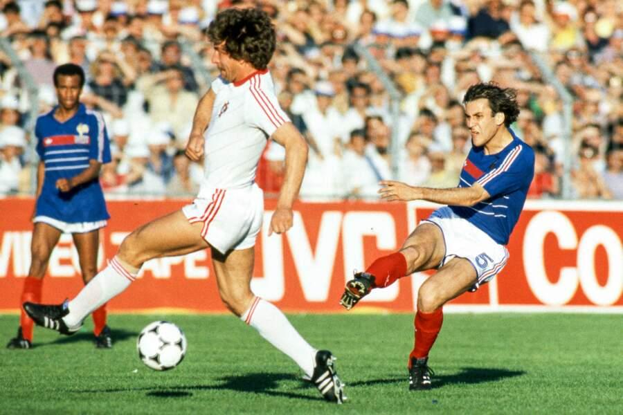 Patrick Battiston avait la niaque après la demi-finale de Coupe du monde avortée à Séville en 1982