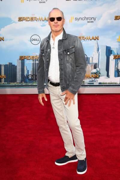 Michael Keaton incarne Le Vautour, grand méchant du film
