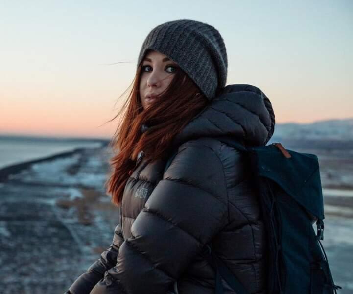 Autre lieu, autre ambiance : EnjoyPhoenix chasse les aurores boréales en Islande.
