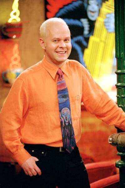Mais oui, c'est Gunther, serveur fou amoureux de Rachel, joué par James Michael Tyler !