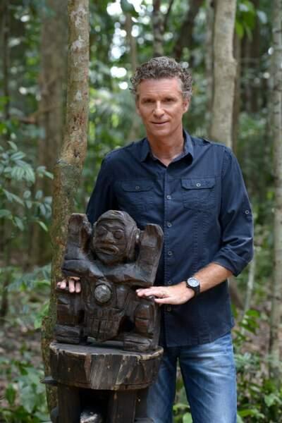 Denis Brogniart reprend son rôle d'animateur dans Koh Lanta Malaisie