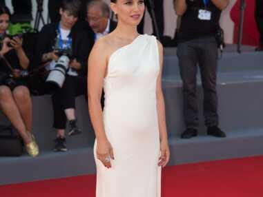 Natalie Portman officialise sa grossesse à la Mostra de Venise