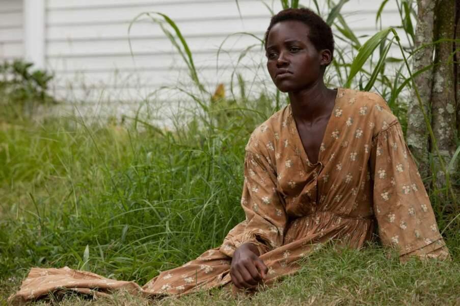Lupita Nyong'o dans 12 Years a Slave