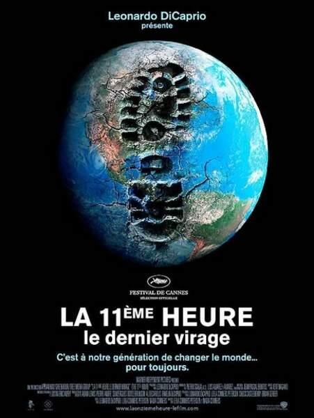 Engagé dans la protection de l'environnement, il produit en 2007 le documentaire La 11e heure, le dernier virage