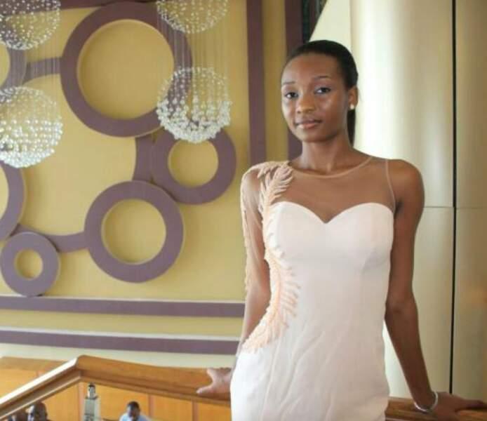Miss Guinée Equatoriale, Anunciacion ESONO NFONO