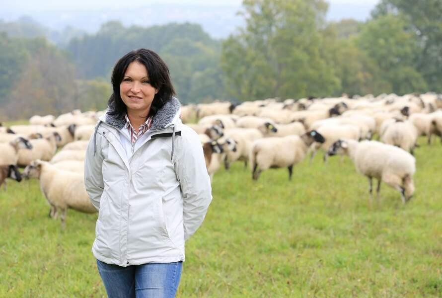 Agée de 40 ans, Julie vit en Alsace-Champagne-Ardenne-Lorraine