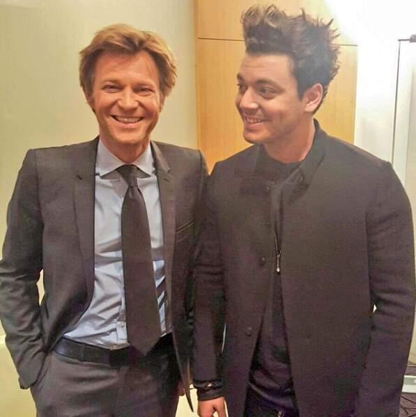 Avec Laurent Delahousse