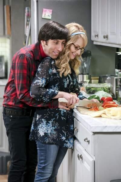 Voici le célèbre Howard Wolowitz de Big Bang Theory