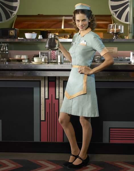 Et la voilà dans Agent Carter ! On l'a également revue dans RePlay, Pitch et le téléfilm The Haunted.