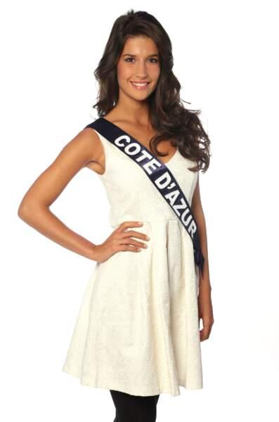 Aurianne Sinacola, Miss Côte d'Azur 2013