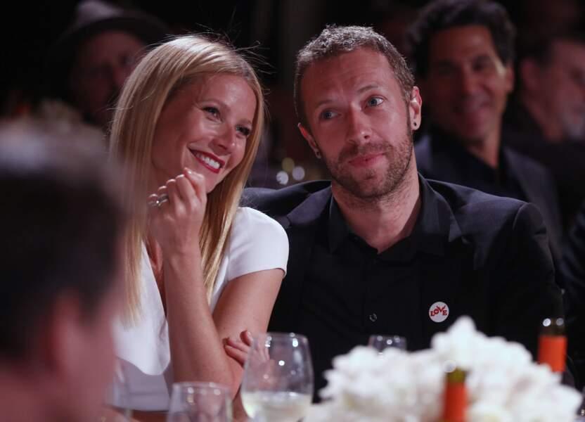 L'actrice Gwyneth Paltrow et le chanteur de Coldplay Chris Martin ont été marié 11 ans.