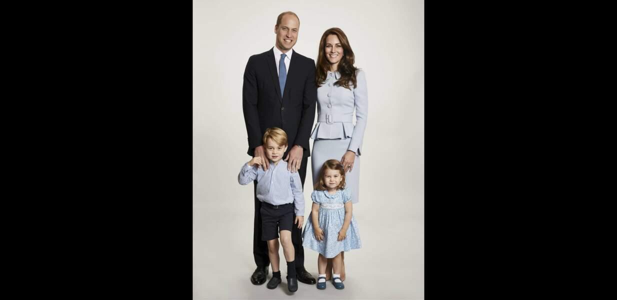 Une belle photo de famille qui n'attend qu'à s'agrandir encore.....