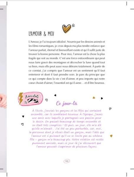 Elsa Esnoult se confie sur l'amour