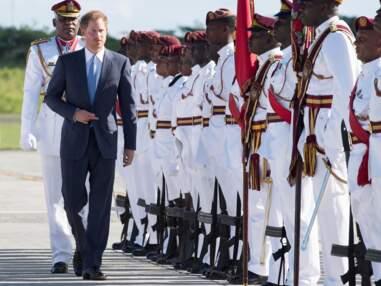 Le prince Harry en goguette dans les Caraïbes