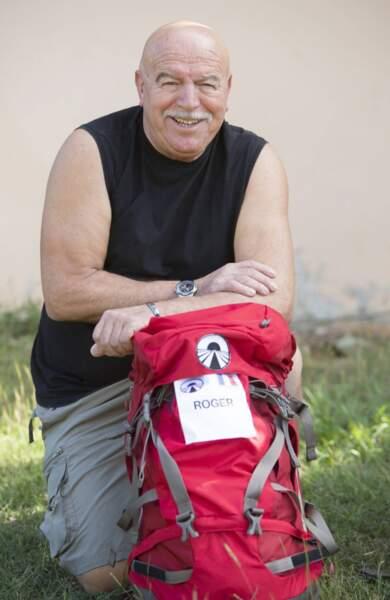 Roger : 68 ans, maçon à la retraite
