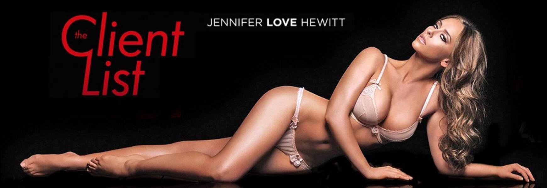 The Client List : Jennifer Love Hewitt plus sexy que jamais...