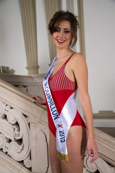 Miss Prestige Roussillon, Marine Mercier