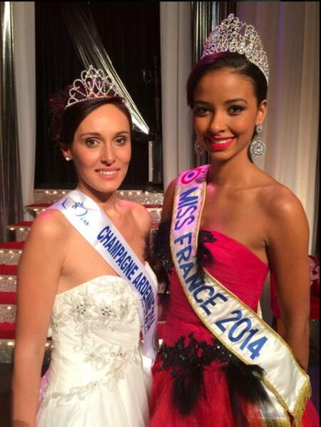 Miss Champagne-Ardenne 2014, Julie Campolo
