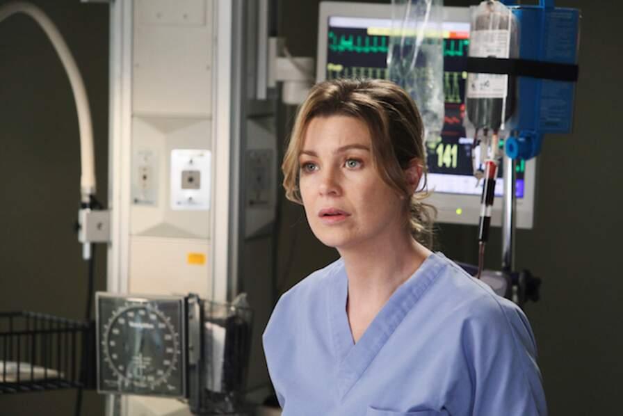 Ellen Pompeo - Grey's Anatomy, saison 6