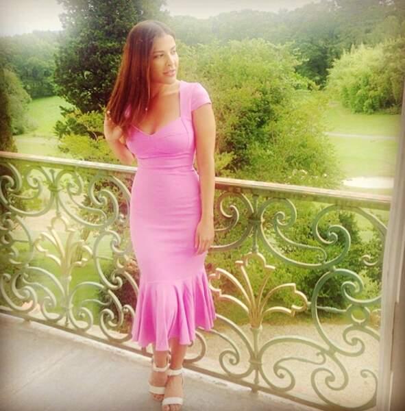 Et enfin, on termine avec ce magnifique cliché dans cette très jolie robe !