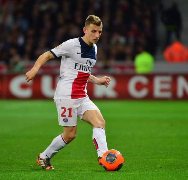 Lucas Digne (PSG - France)