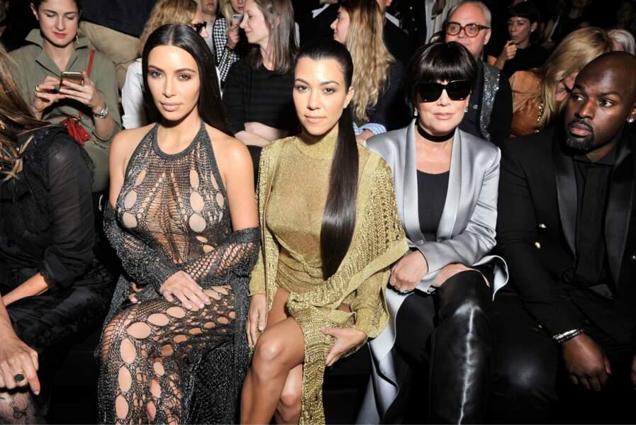 Kanye West n'a pas l'air très concentré