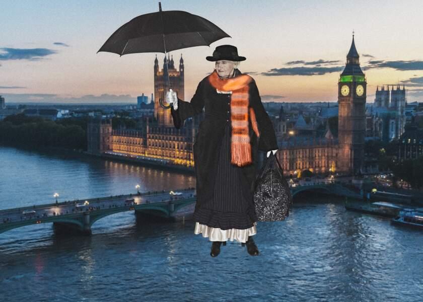 """Répétez après nous : """"Supercalifragilisticexpialidocious !"""" (Mary Poppins, 1964)"""
