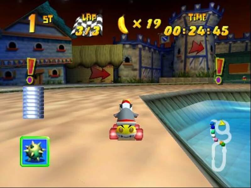 Diddy Kong Racing - Nintendo 64 (1997)