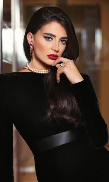 Perla El Helou pour le Liban