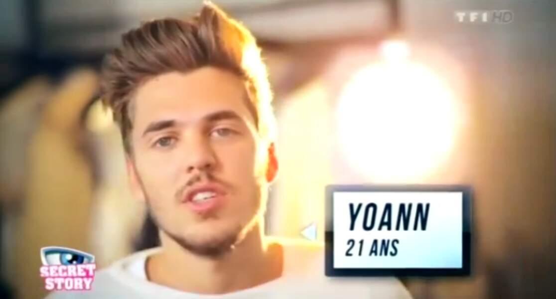 """Yoann (Saison 6). Son secret : """"Mes deux ex' sont dans la maison"""" (avec Capucine et Alexandre)"""