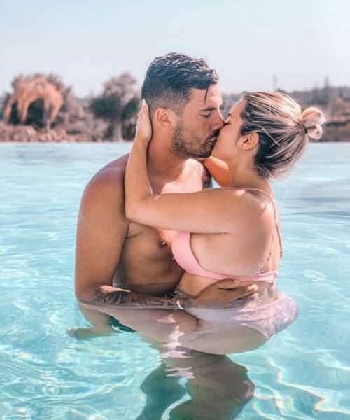 Carla Moreau et Kevin Guedj plus amoureux que jamais