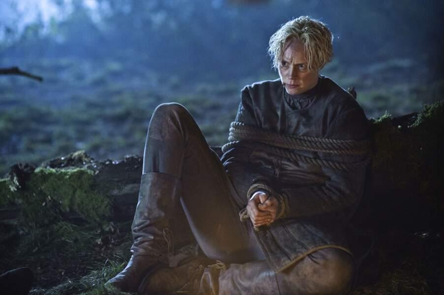 Gwendoline Christie a été révélée dans la série à travers son rôle de Brienne
