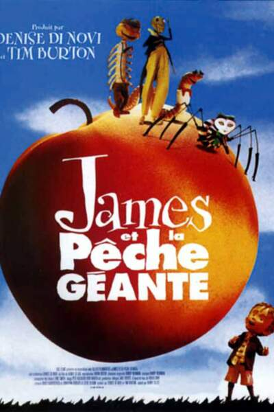 Le même réalisateur signe en 1997 James et la pêche géante, adapté du roman de Roald Dahl
