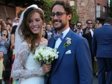 Le mariage de Thomas Hollande et Emilie Broussouloux en Correze