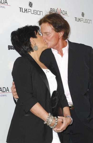 En 1991, Kris se remarie avec Bruce Jenner. Ils se sont séparés en 2013