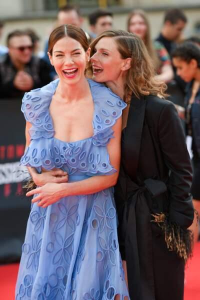 Rebecca Ferguson et Michelle Monaghan