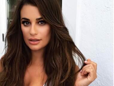 Lea Michele (Glee) : bikinis, selfies, yoga, cours de sports... Son best-of Instagram