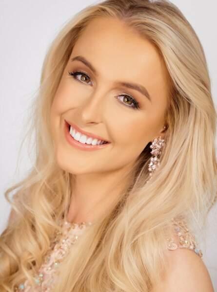 Miss Irlande du nord : Katharine Walker