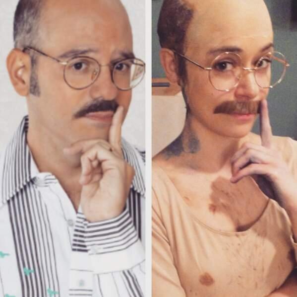 Wahou : Tatiana Maslany (Orphan Black) a fait une dédicace de Tobias Fünke de la série Arrested Developpment.