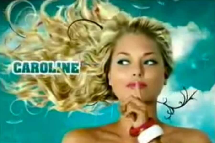 """Caroline Receveur (Saison 2). Son secret : """"Je suis en couple avec Nicolas"""""""